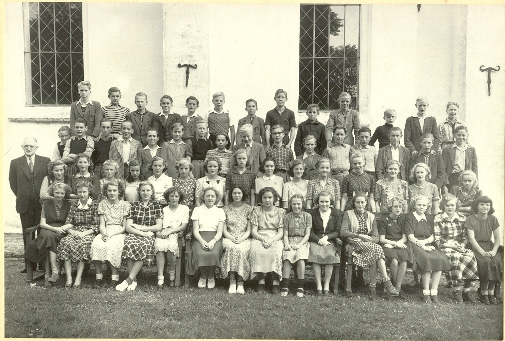 Provst-Nygaards-konfirmanter-1948-49